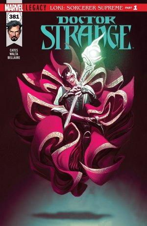Docteur Strange édition Issues V1 Suite (2017 - 2018)