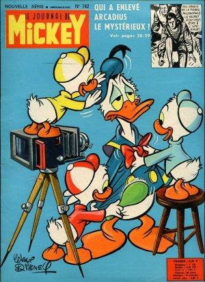 Le journal de Mickey 742
