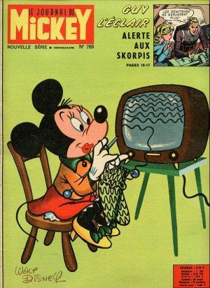 Le journal de Mickey 769