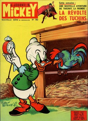 Le journal de Mickey 783