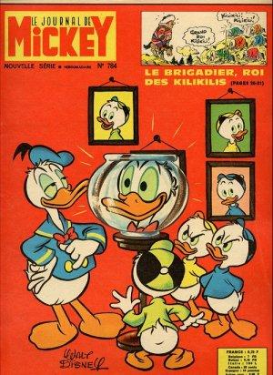 Le journal de Mickey 784