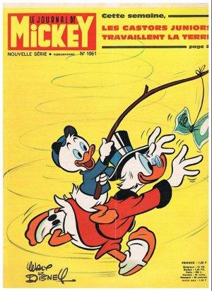 Le journal de Mickey 1061