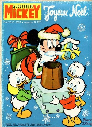 Le journal de Mickey 1071