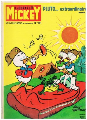 Le journal de Mickey 1051