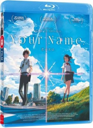 Your name édition Blu-ray