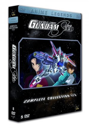 Mobile Suit Gundam Seed édition Anime Legends