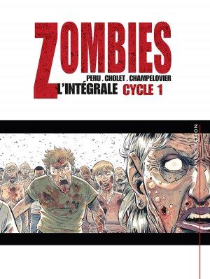 Zombies édition Intégrale 2017