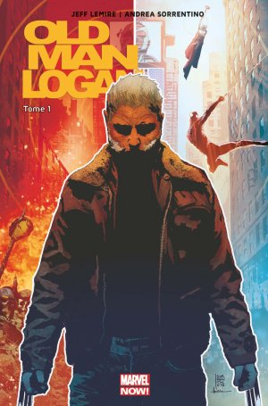 Old Man Logan # 1 TPB Hardcover - Marvel Now! - Issues V2