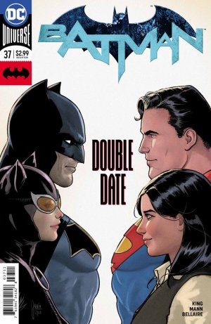 Batman # 37 Issues V3 (2016 - Ongoing) - Rebirth