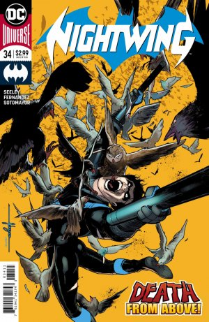 Nightwing # 34 Issues V4 (2016 - Ongoing) - Rebirth