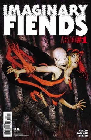 Imaginary Fiends édition Issues (2017 - 2018)