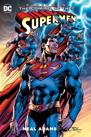Superman - The Coming of the Supermen édition TPB softcover (souple)