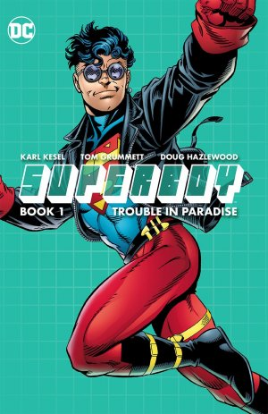 Superboy édition TPB softcover (souple) - Issues V4