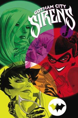 Harley Quinn and the Gotham City Sirens édition TPB hardcover (cartonnée)