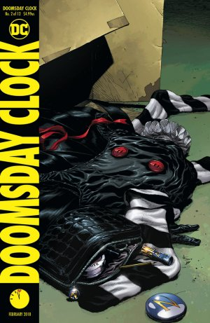 Doomsday Clock # 2 Issues (2017 - 2018)