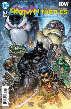 Batman / Teenage Mutant Ninja Turtles II édition Issues (2017 - 2018)