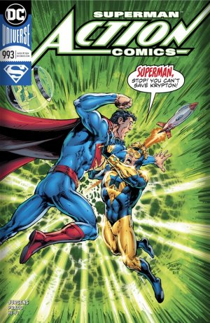 Action Comics # 993 Issues V1 Suite (2016 - Ongoing)