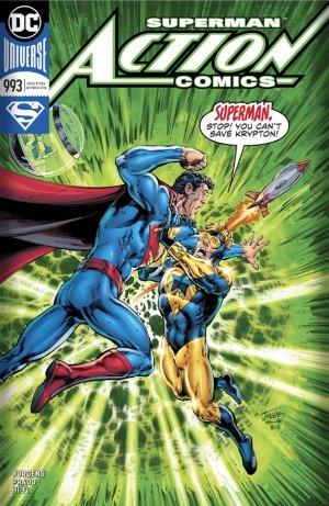 Action Comics # 993