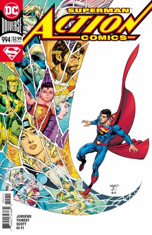Action Comics # 994 Issues V1 Suite (2016 - Ongoing)