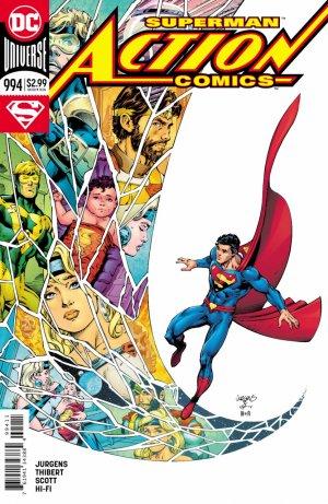 Action Comics # 994