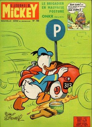 Le journal de Mickey 786