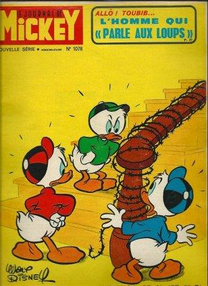 Le journal de Mickey 1078