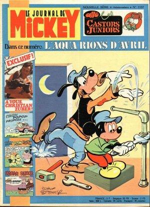 Le journal de Mickey 1137