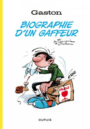 Gaston - Biographie d'un gaffeur édition simple