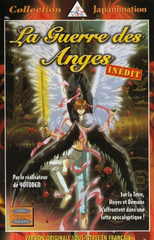 couverture, jaquette La Guerre des Anges  La Guerre des Anges (AK Vidéo)