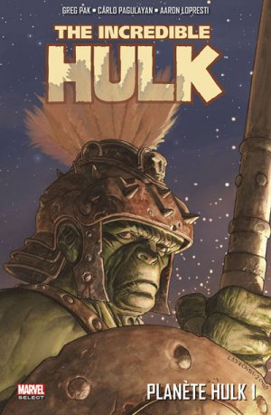 The Incredible Hulk # 1 TPB Softcover - Marvel Select