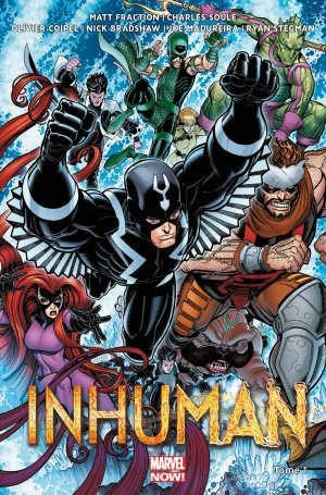 Inhuman édition TPB Hardcover - Marvel Now! (2017 - 2018)