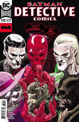 Batman - Detective Comics # 970