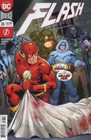 Flash # 36 Issues V5 (2016 - Ongoing) - Rebirth