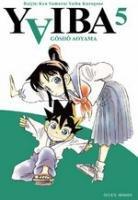 couverture, jaquette Yaiba 5  (soleil manga)