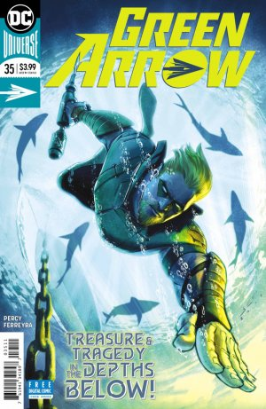 Green Arrow # 35 Issues V6 (2016 - Ongoing)