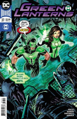 Green Lanterns # 37 Issues V1 (2016 - Ongoing)