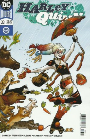 Harley Quinn # 33 Issues V3 (2016 - Ongoing) - Rebirth
