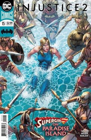 Injustice 2 # 15 Issues V1 (2017 - en cours)