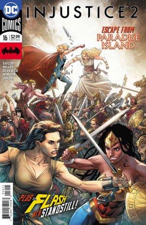 Injustice 2 # 16 Issues V1 (2017 - en cours)