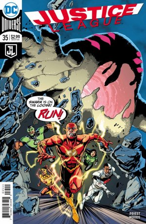 Justice League # 35 Issues V3 - Rebirth (2016 - 2018)