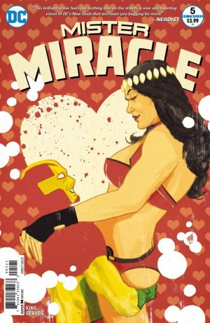Mister Miracle # 5 Issues V4 (2017 - 2018)