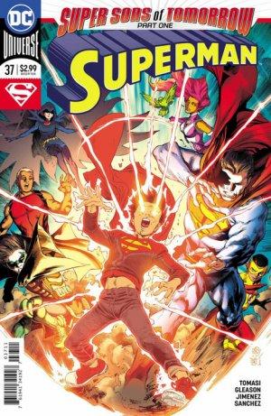 Superman # 37 Issues V4 (2016 - 2018)