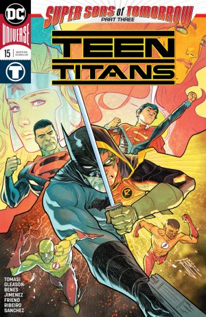 Teen Titans # 15 Issues V6 (2016 - Ongoing)
