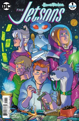The Jetsons édition Issues (2017 - 2018)
