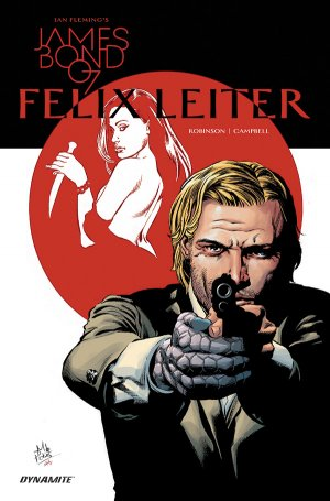 James Bond - Felix Leiter édition TPB hardcover (cartonnée)