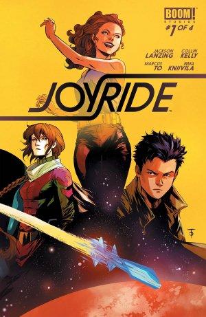 Joyride # 1 Issues (2016 - 2017)