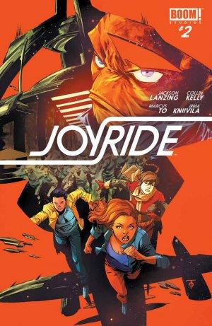 Joyride # 2 Issues (2016 - 2017)
