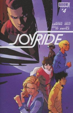 Joyride # 4 Issues (2016 - 2017)