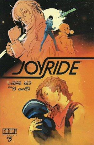 Joyride # 5 Issues (2016 - 2017)