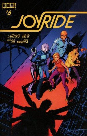 Joyride # 6 Issues (2016 - 2017)